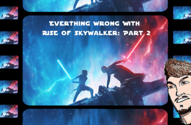 Everything Wrong With The Rise of Skywalker N For Nerds