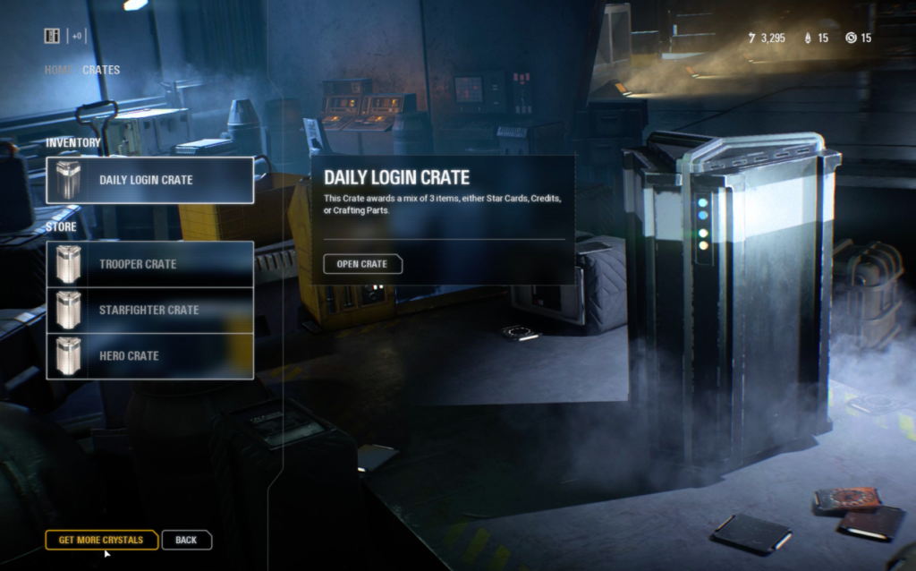 Battlefront 2 loot box N For Nerds
