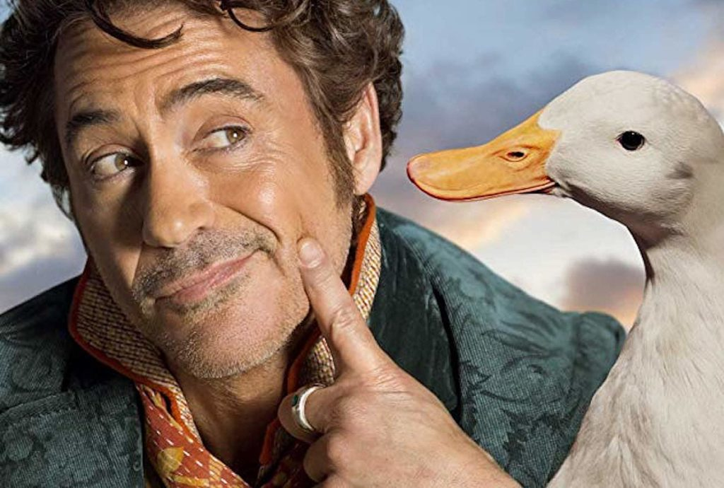 Dolittle - Duck N For nerds