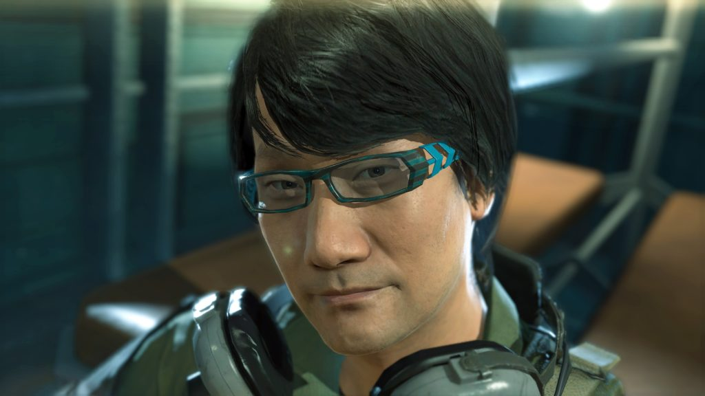 Hideo Kojima MGSV N For Nerds