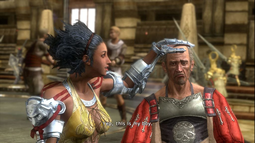 Lost Odyssey n For Nerds