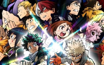 My Hero Academia Heroes Rising Movie Review N For Nerds