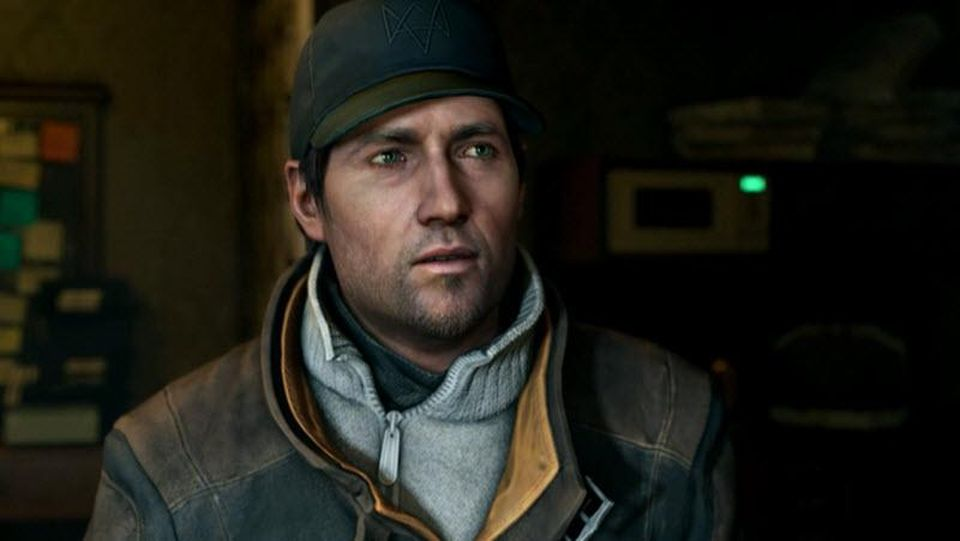 aiden pearce N For Nerds