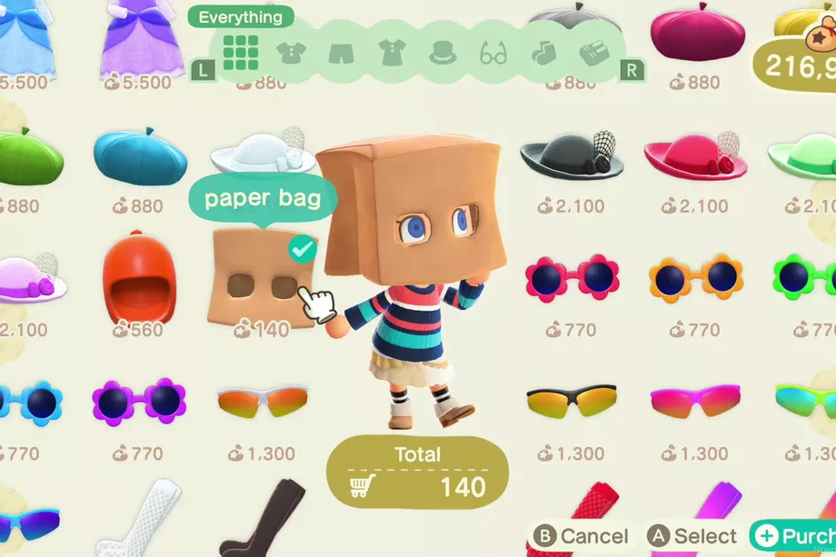 Animal Crossing New Horizons Customisation N For Nerds