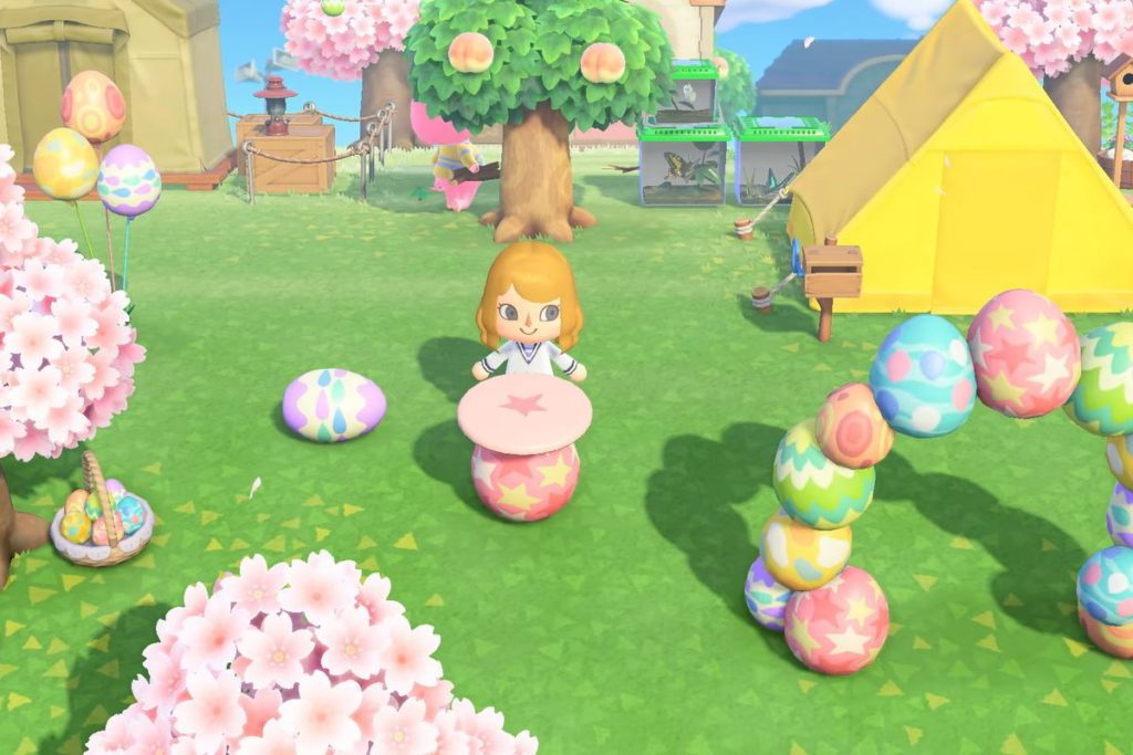 Animal Crossing New Horizons eggs N For Nerds