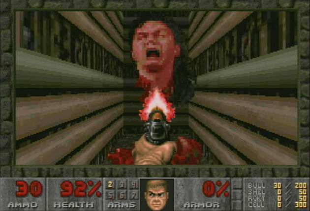 Doom 2 – Kill John Romero N For Nerds