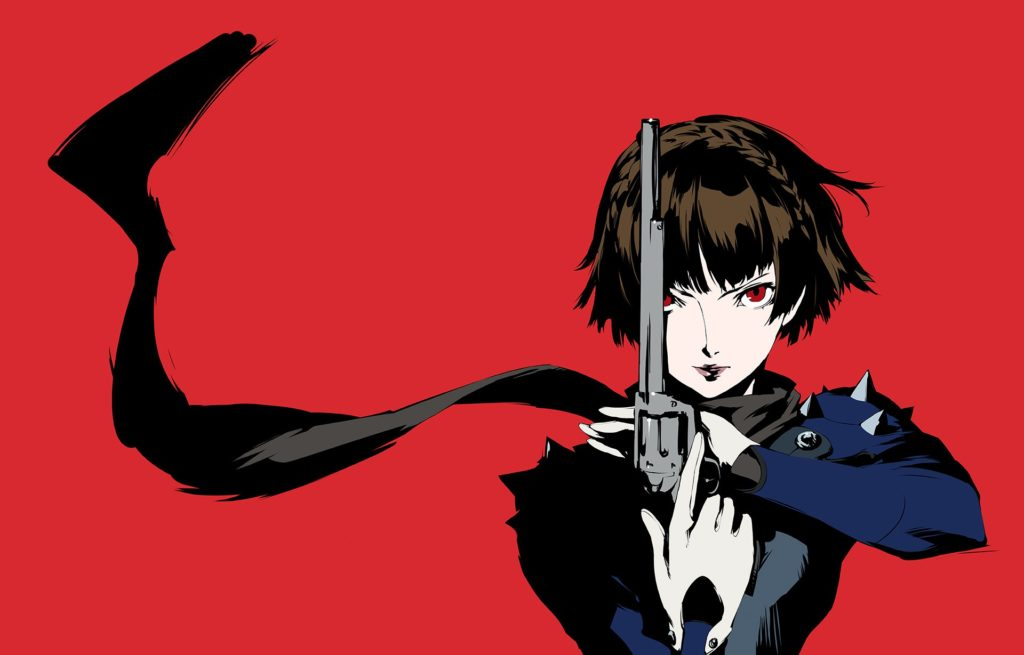 Makoto_Persona-5 N For Nerds