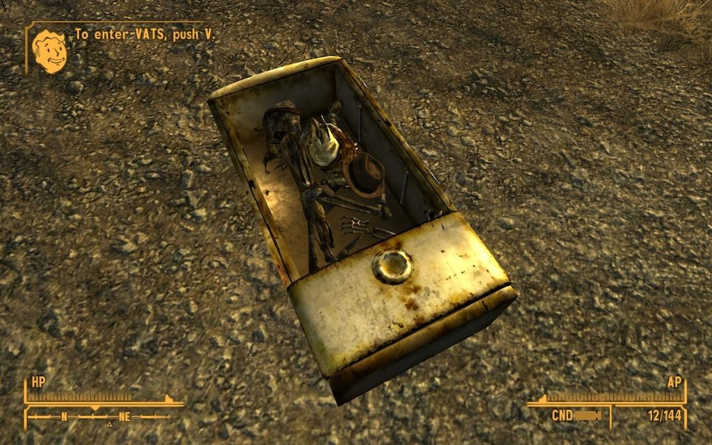 New Vegas - Indiana Jones N For Nerds