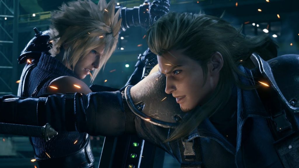 FF7 RE Cloud-Roche N For Nerds
