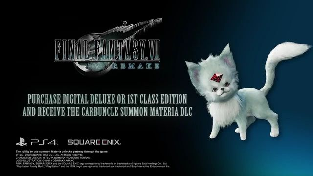 FF7 carbuncle N For Nerds