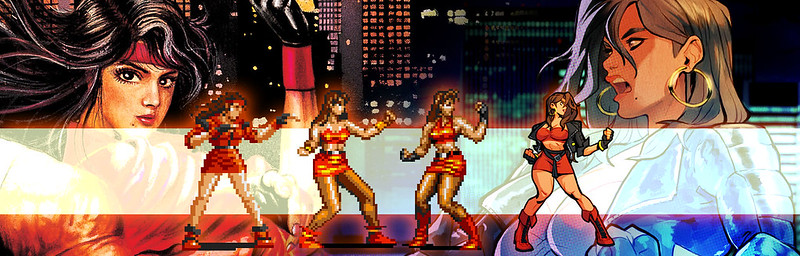 Streets of Rage 4 Graphics N For Nerds