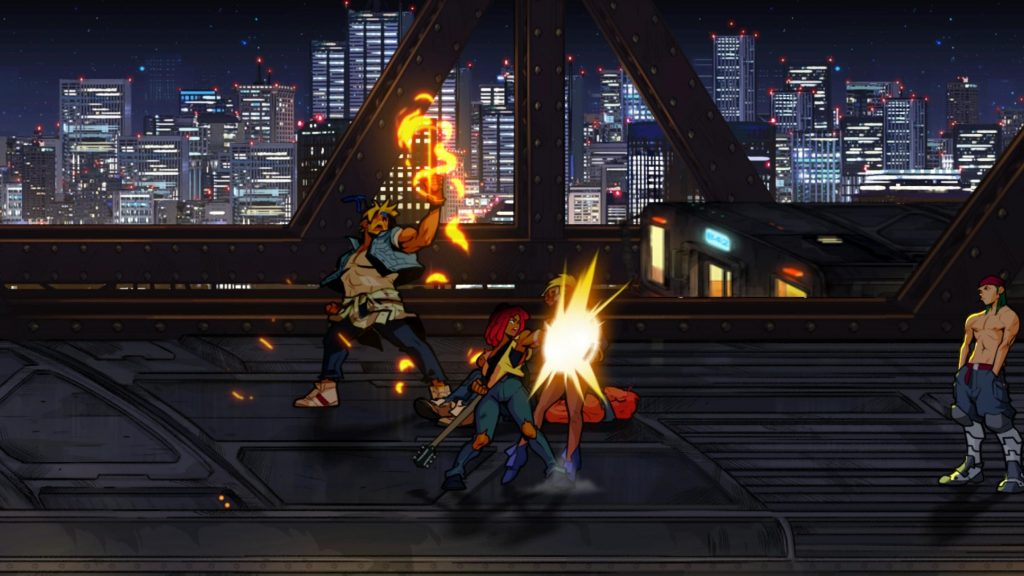 Streets of Rage 4 Team up N For Nerds