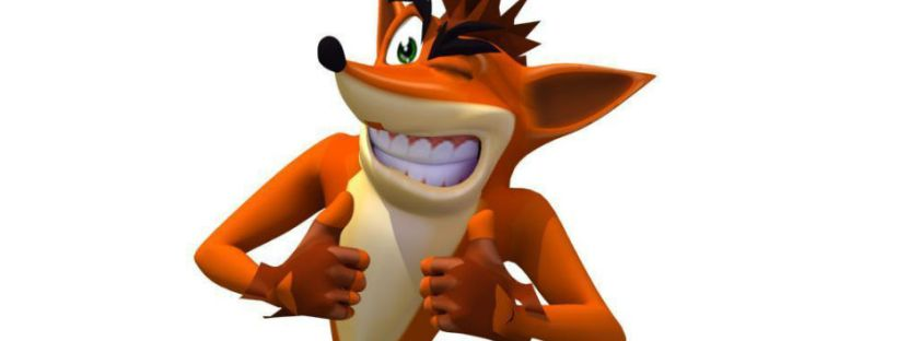 Crash thumbs up N For Nerds