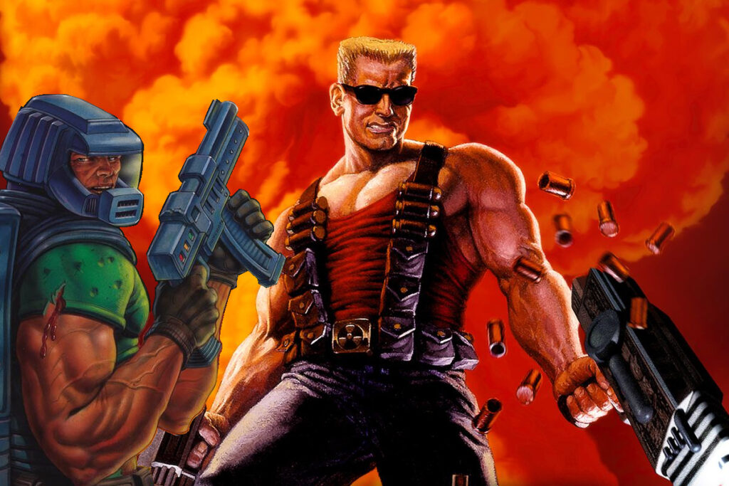 Doom-Nukem N For Nerds
