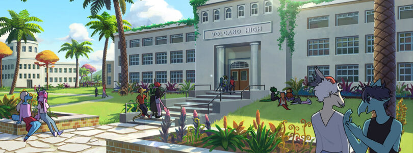 Goodbye Volcano High N for Nerds