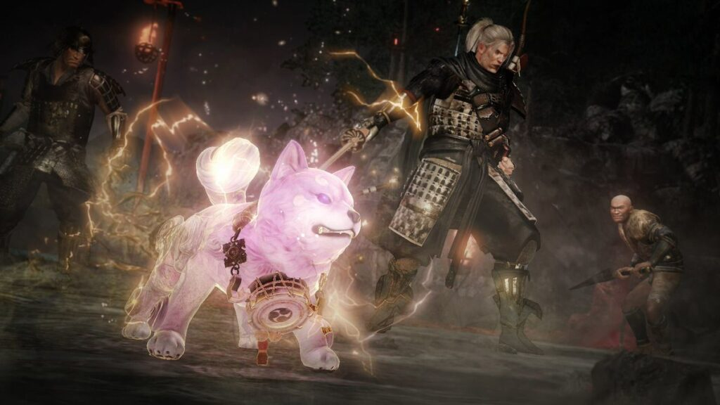 Nioh Mans Best friend N For Nerds