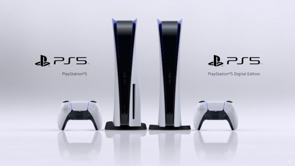 PS5 Side by side N for Nerds