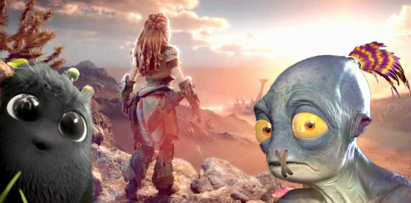 Top 5 Most Intriguing Games Revealed For PS5