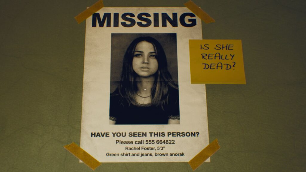 The Suicide Of Rachel Foster poster N For Nerds