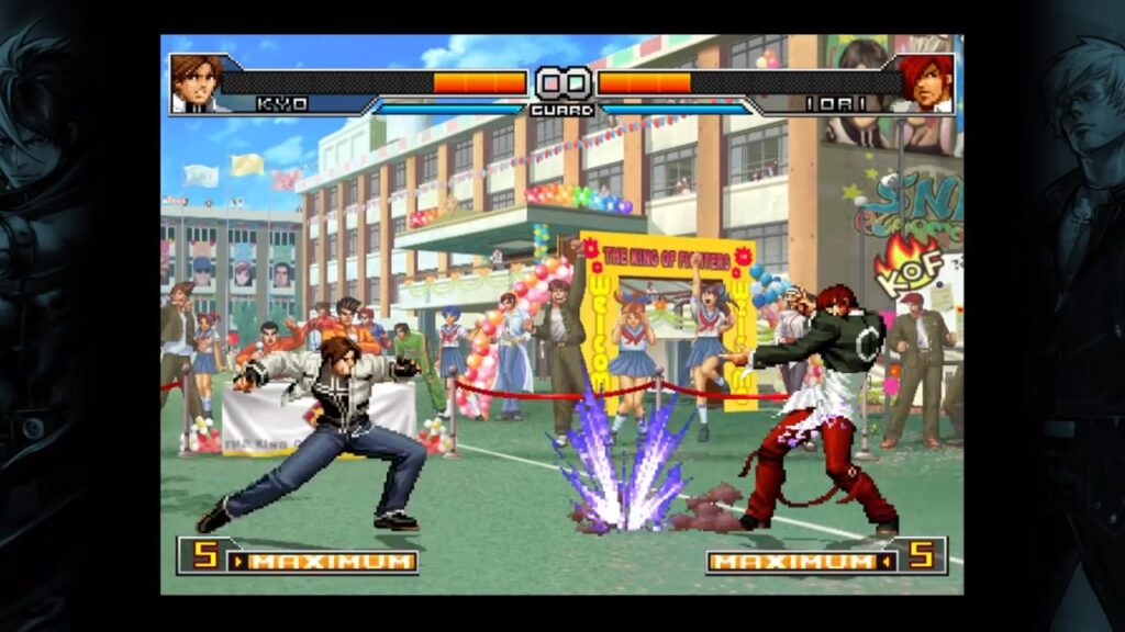 KOF Attack N For Nerds