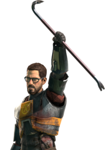 Gordon Freeman N For Nerds