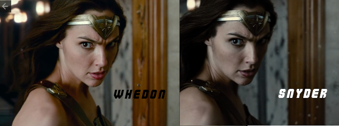 Wonder Woman Side by Side N For Nerds
