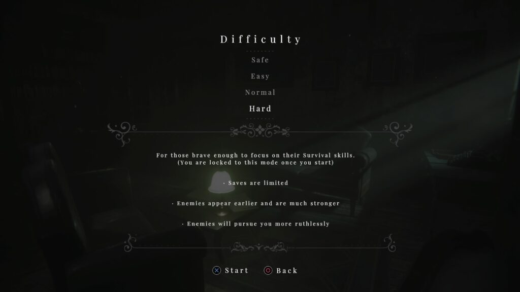 Maid Of Sker Difficulty Settings N For Nerds