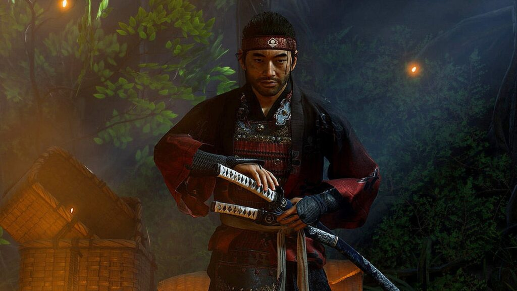 Ghost-of-Tsushima Jin N For Nerds