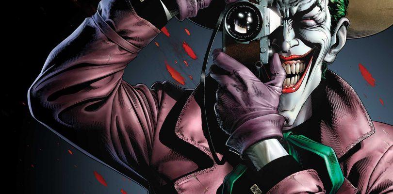 The Joker Killing Joke N For Nerds