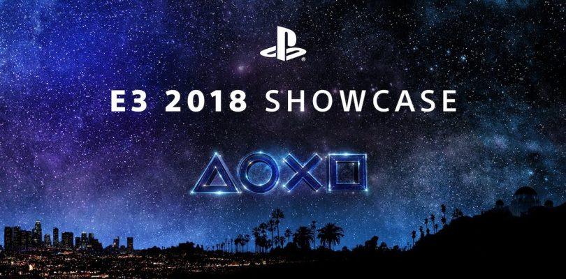E3 Sony 2018 N For Nerds