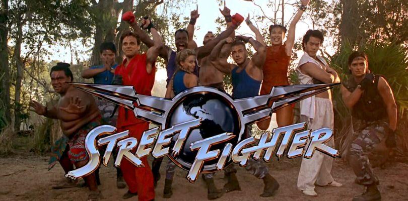 Street Fighter Movie N for Nerds