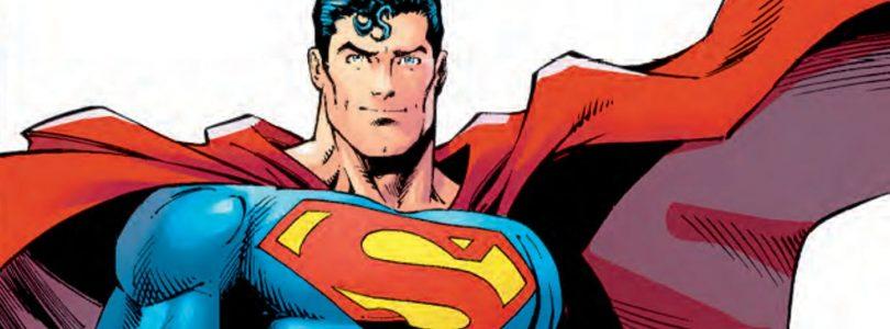 Superman Comic N For Nerds