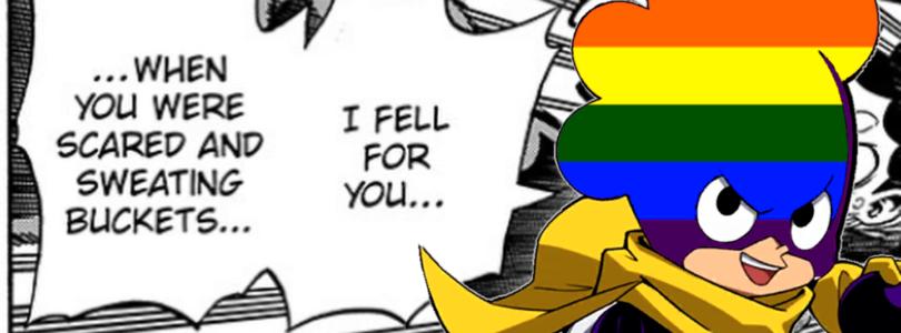 Mineta manga Gay N For Nerds